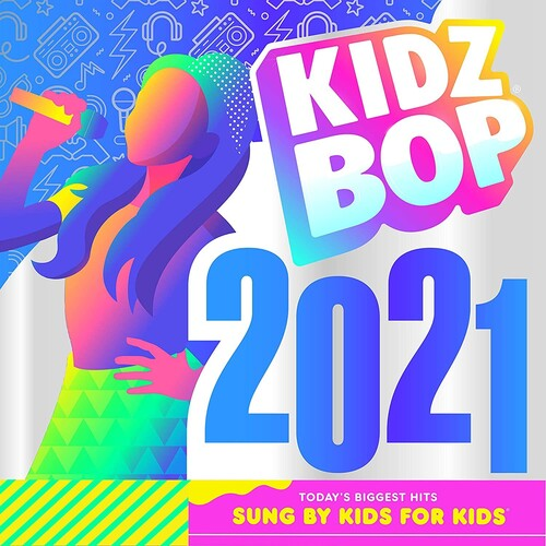 Kidz Bop - Kidz Bop 2021 [Limited Edition Neon Green LP]