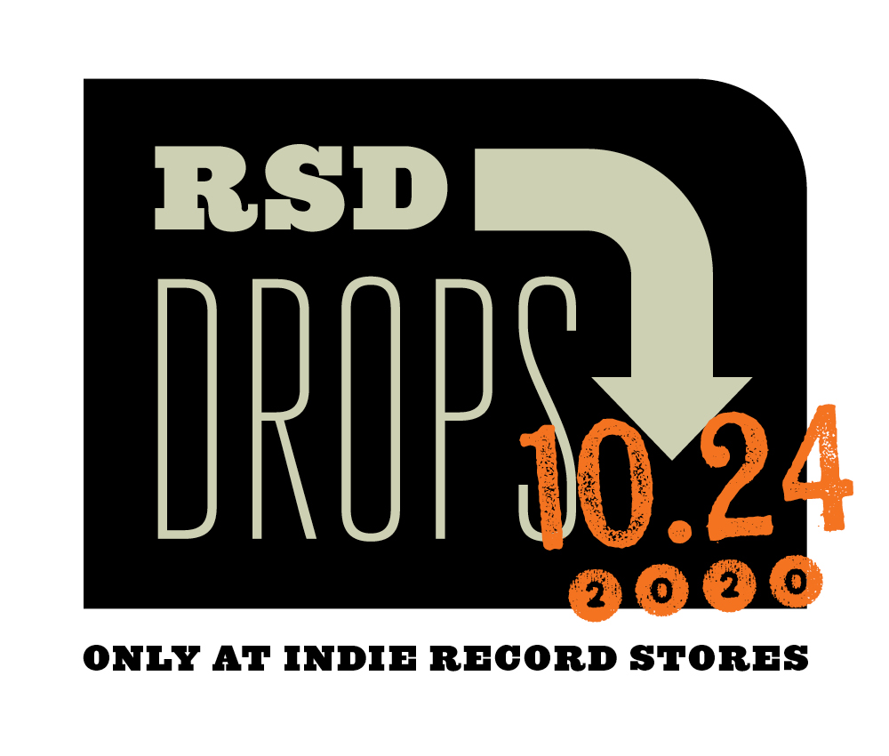 Record Store Day Drop Date - Sat., Oct. 24th