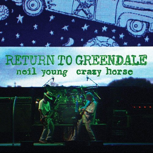 Neil Young - Falling From Above (Live) - Single