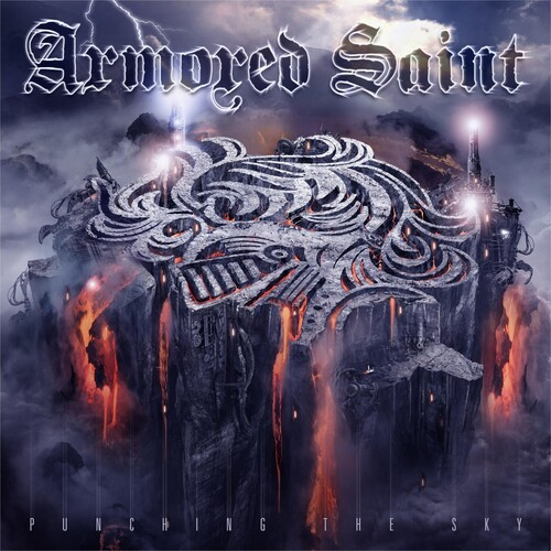 Armored Saint - Punching The Sky (Uk)