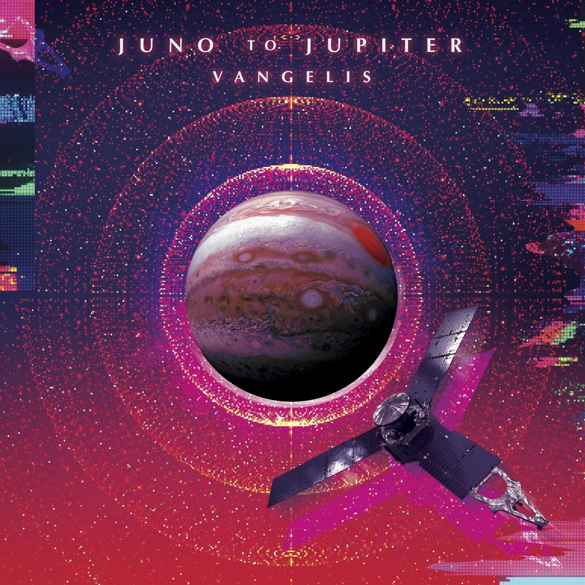 Vangelis - Juno To Jupiter [2LP]