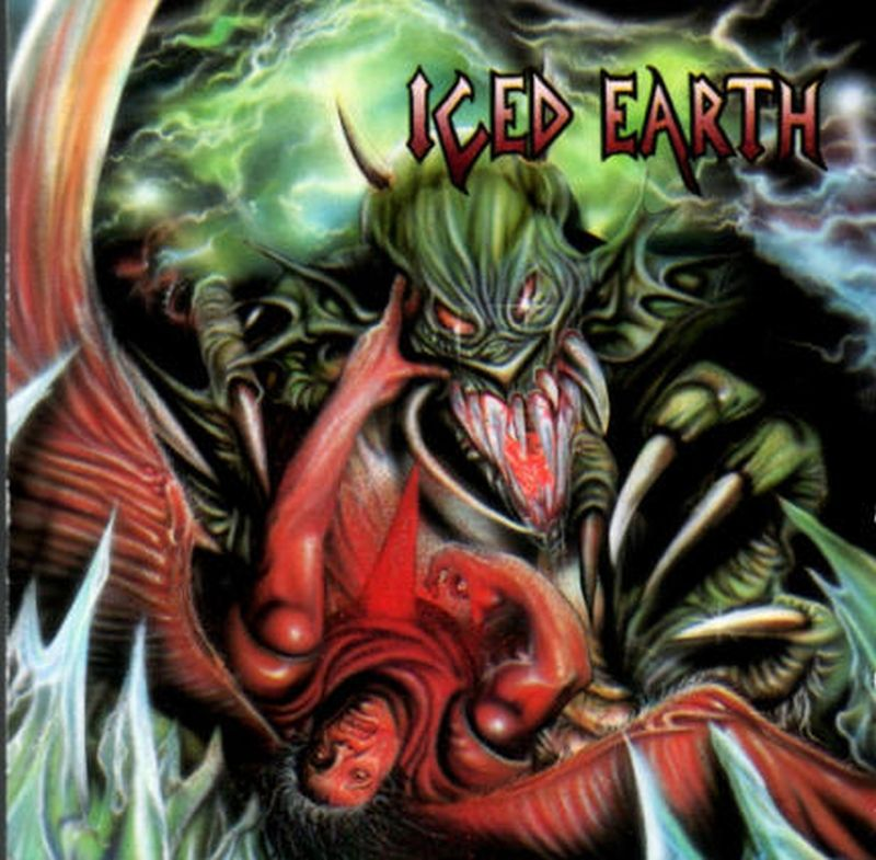 Iced Earth - Iced Earth: 30th Anniversary Edition [Indie Exclusive Limited Edition Grey LP]