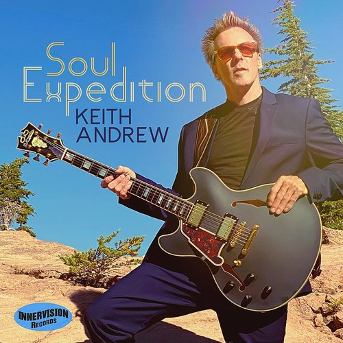 Keith Andrew - Soul Expedition [Digipak]