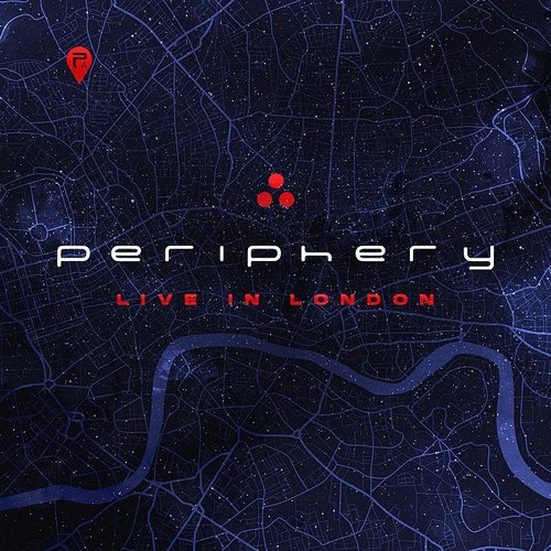 Periphery - Live in London (Gatefold clear-black marbled 2LP) [Import]