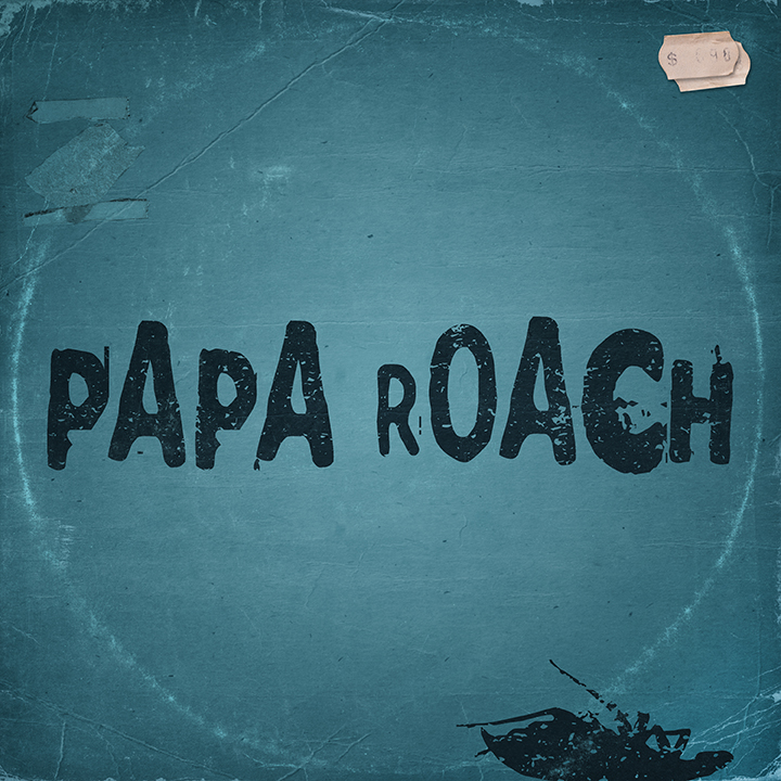 Papa Roach - Greatest Hits Vol.2 The Better Noise Years [Translucent Color 2LP]