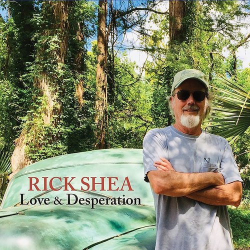 Rick Shea - Love & Desperation (Ita)