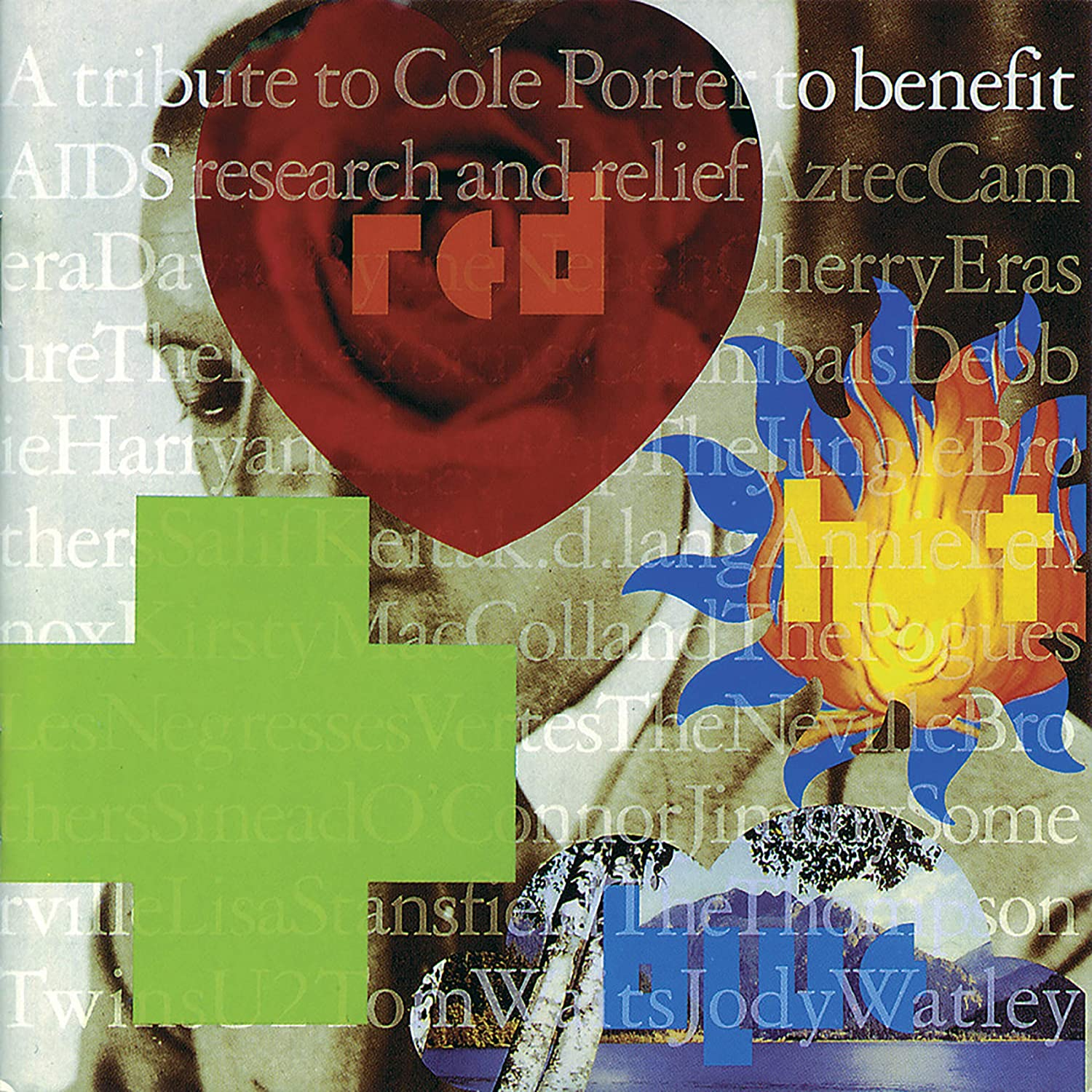 Various Artists - Red Hot + Blue: A Tribute To Cole Porter [2LP]