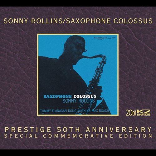 Sonny Rollins - Saxophone Colossus [Colored Vinyl] [Clear Vinyl] (Wht) (Uk)