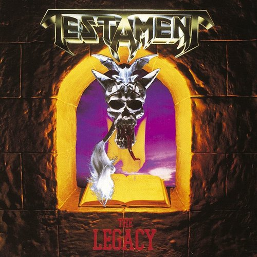 Testament - Legacy [Limited 180-Gram Silver Colored Vinyl]