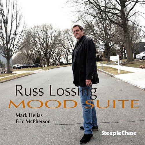 Russ Lossing - Mood Suite (Uk)