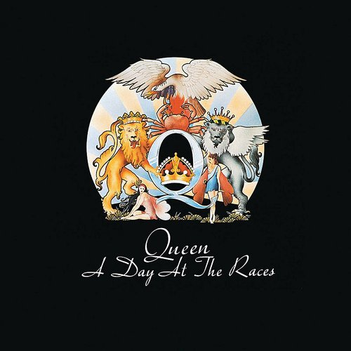 Queen - Day At The Races [Deluxe] [Remastered] [Reissue] (Shm) (Jpn)