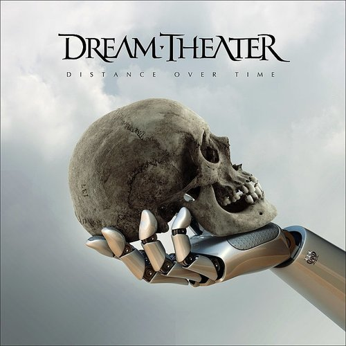 Dream Theater - Distance Over Time [Import Limited Edition Silver LP]