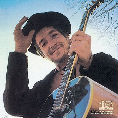 Bob Dylan - Nashville Skyline (Uk)