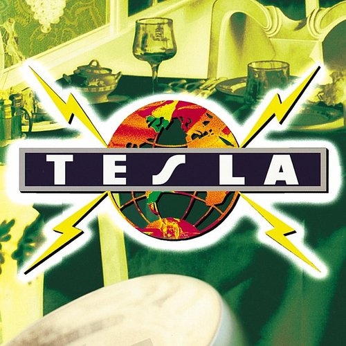 Tesla - Psychotic Supper (Jpn) (Jmlp) (Shm)