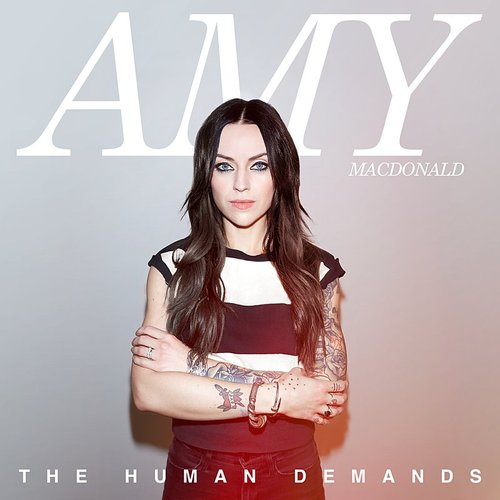 Amy Macdonald - The Human Demands [Import Deluxe]