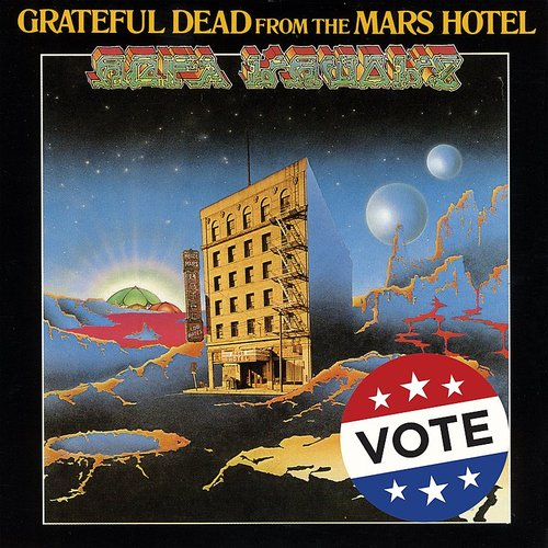 Grateful Dead - From The Mars Hotel [Limited Edition LP]