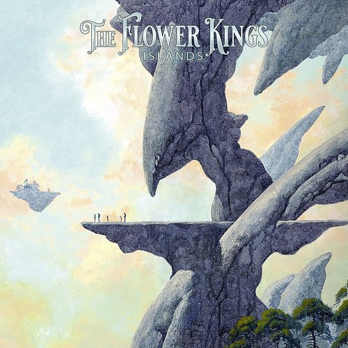 Flower Kings - Islands (W/Cd) (Box) [Limited Edition] (Wht) (Ger)