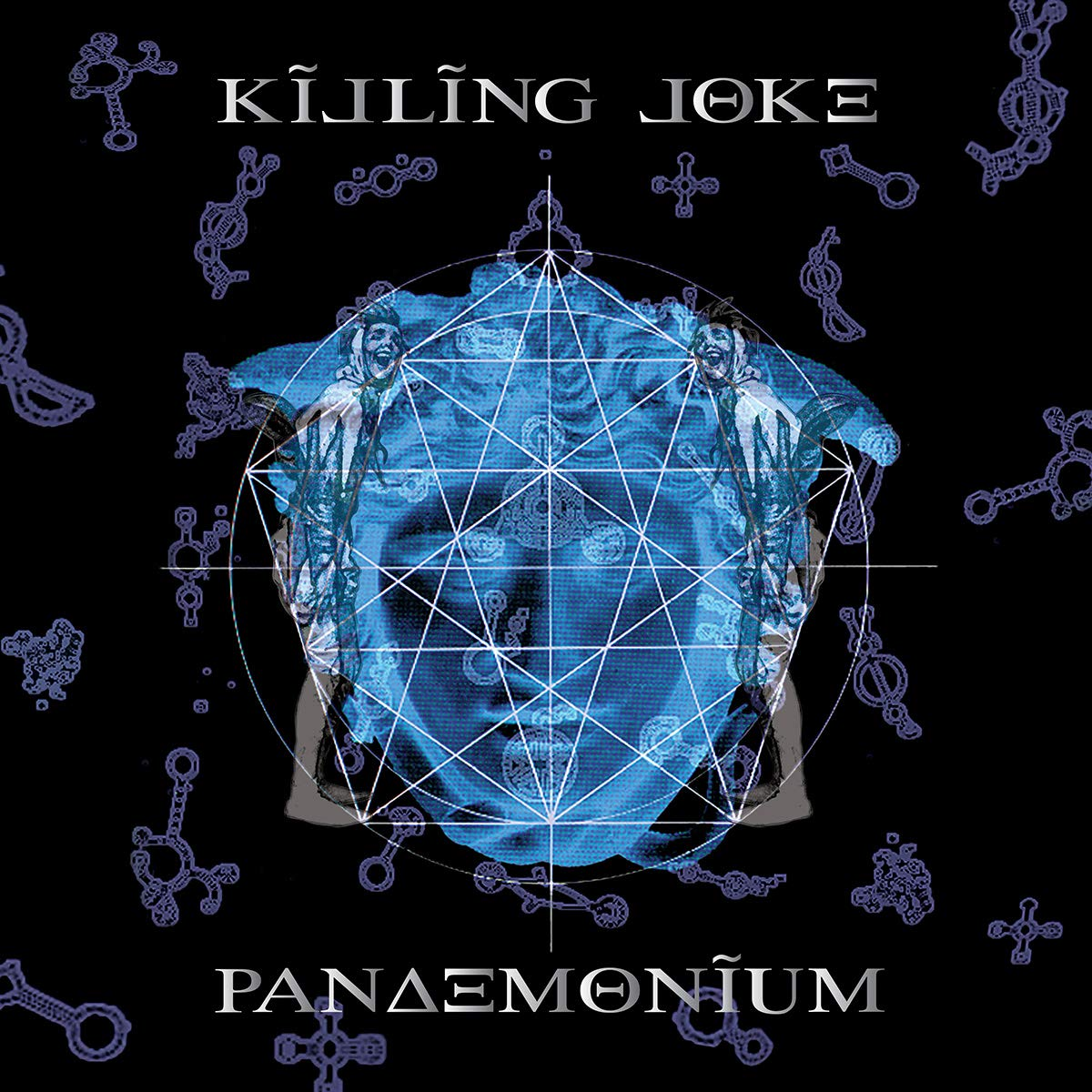 Killing Joke - Pandemonium [Black Vinyl]
