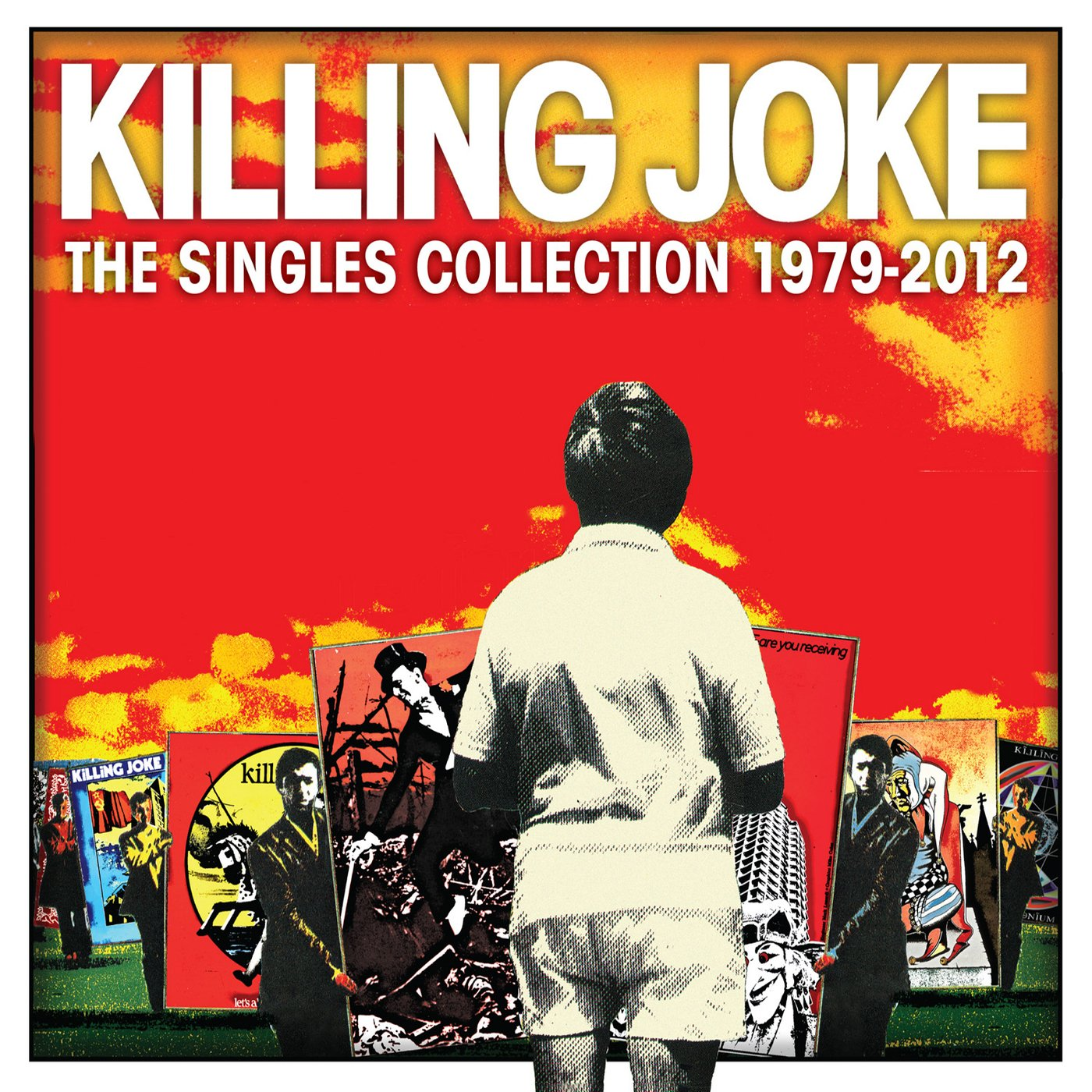 Killing Joke - Singles Collection 1997-2012 [Black Vinyl]