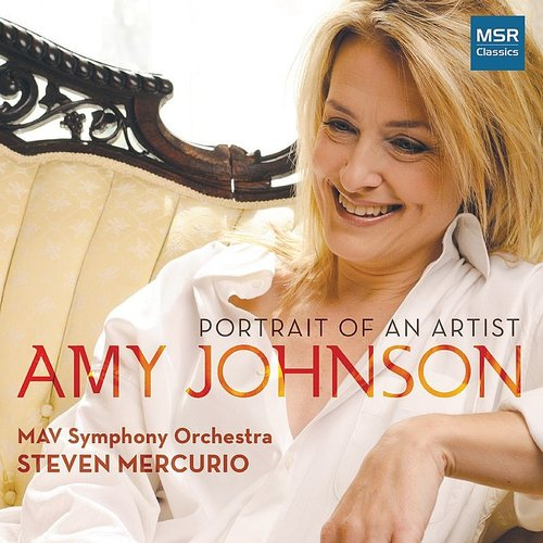 Johnson / Mav Symphony / Mercurio - Portrait Of An Artist