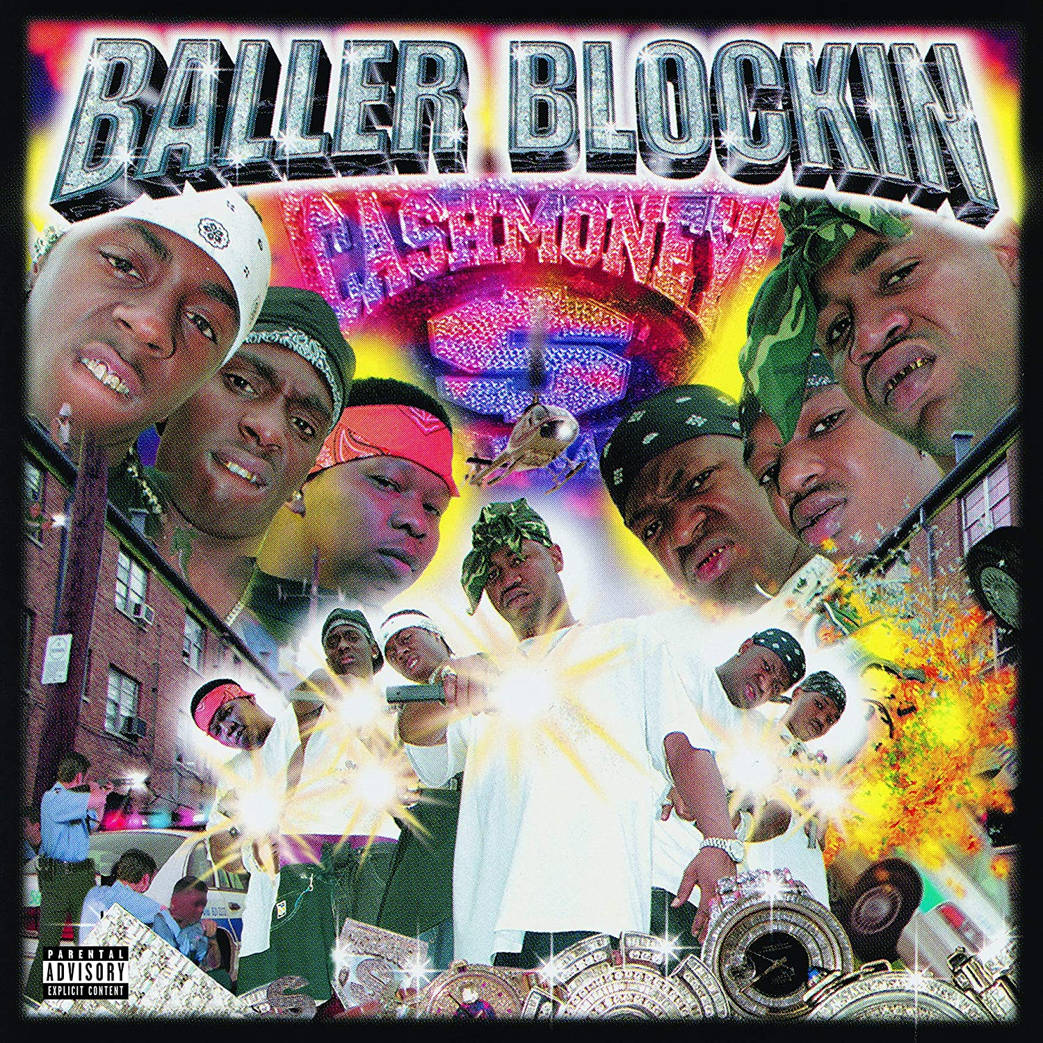 Various Artists - Baller Blockin' (Original Motion Picture Soundtrack) [2LP/CD/DVD Box Set]