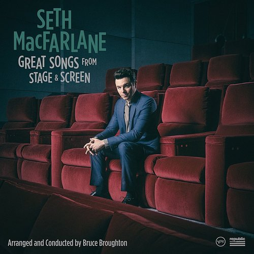Seth Macfarlane - Great Songs From Stage And Screen [2LP]