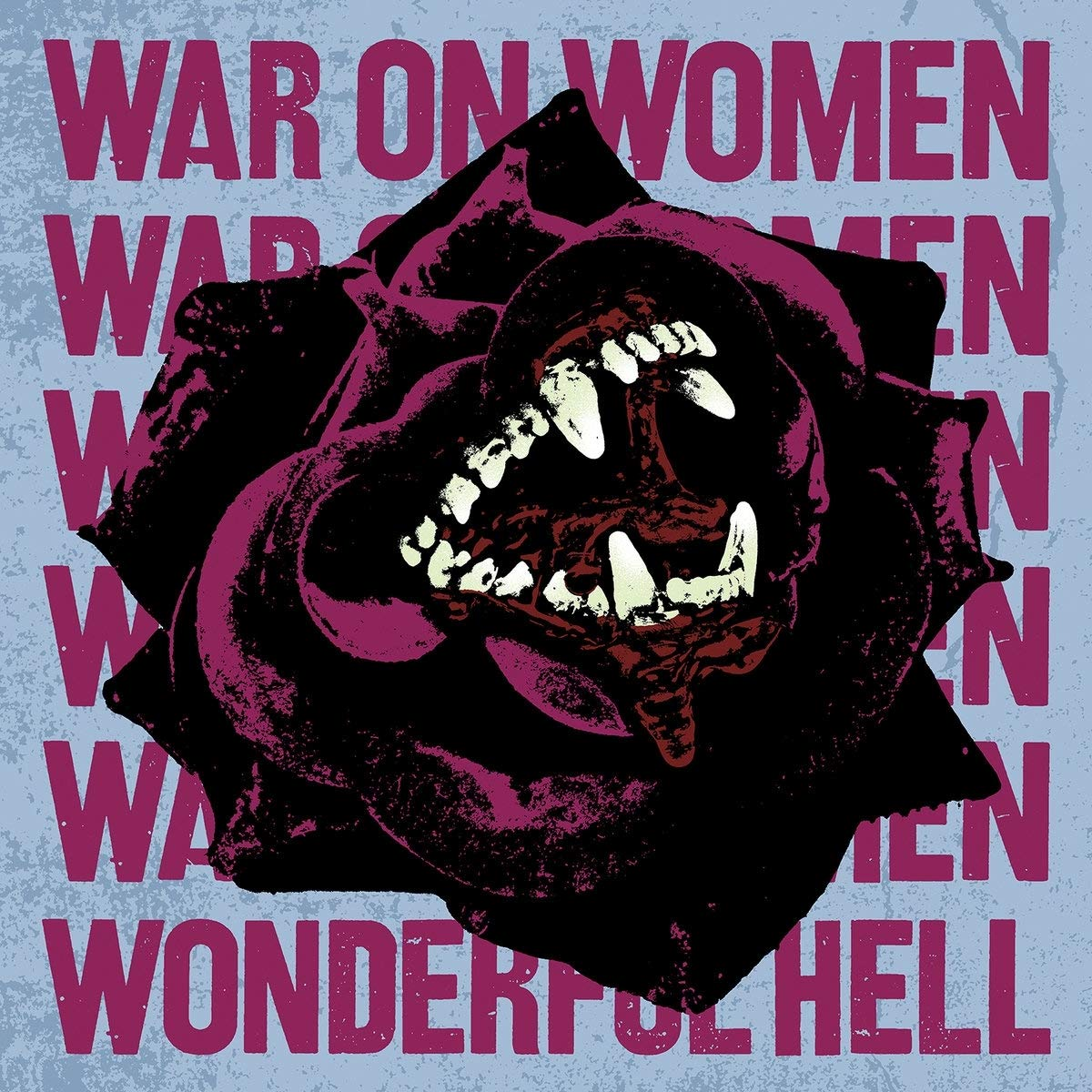 War On Women - Wonderful Hell [Limited Edition Bone White LP]