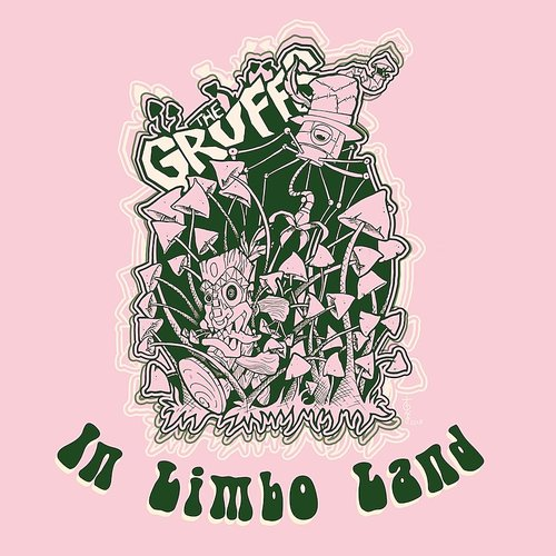 Gruffs - In Limbo Land (10in) [Colored Vinyl] [Limited Edition] (Uk)