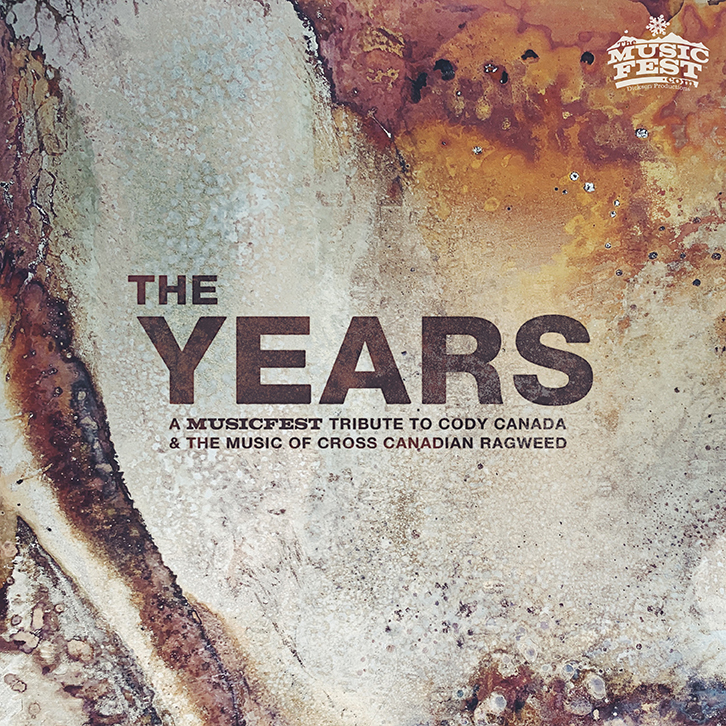 Various Artists - The Years: A MusicFest Tribute to Cody Canada and the Music of Cross Canadian Ragweed [LP]