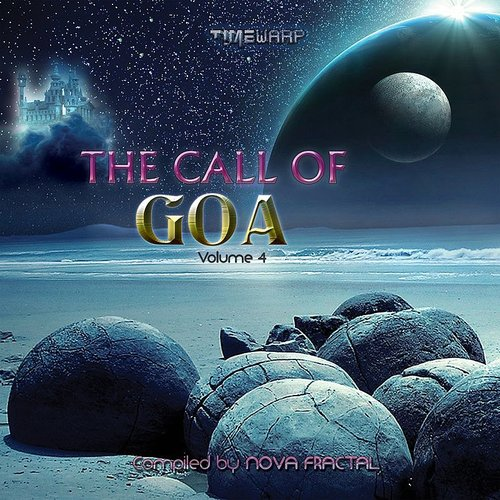 Nova Fractal - Call Of Goa V4 By Nova Fractal / Various