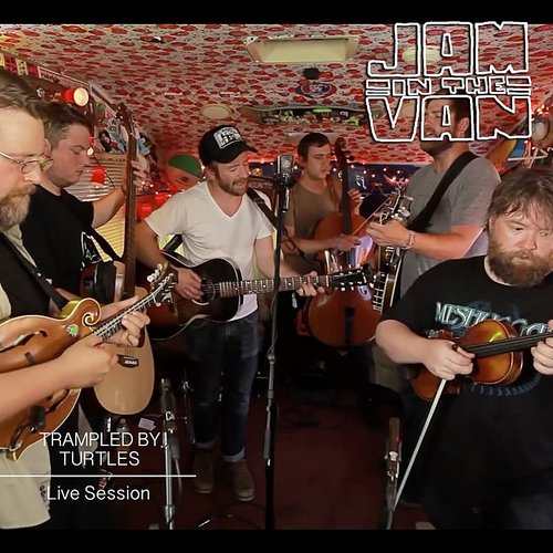 Trampled By Turtles - Jam In The Van - Trampled By Turtles (Live Session)