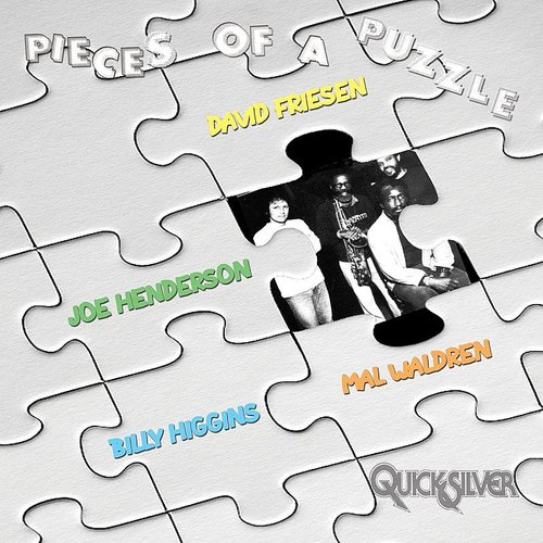 David Friesen - Pieces Of A Puzzle