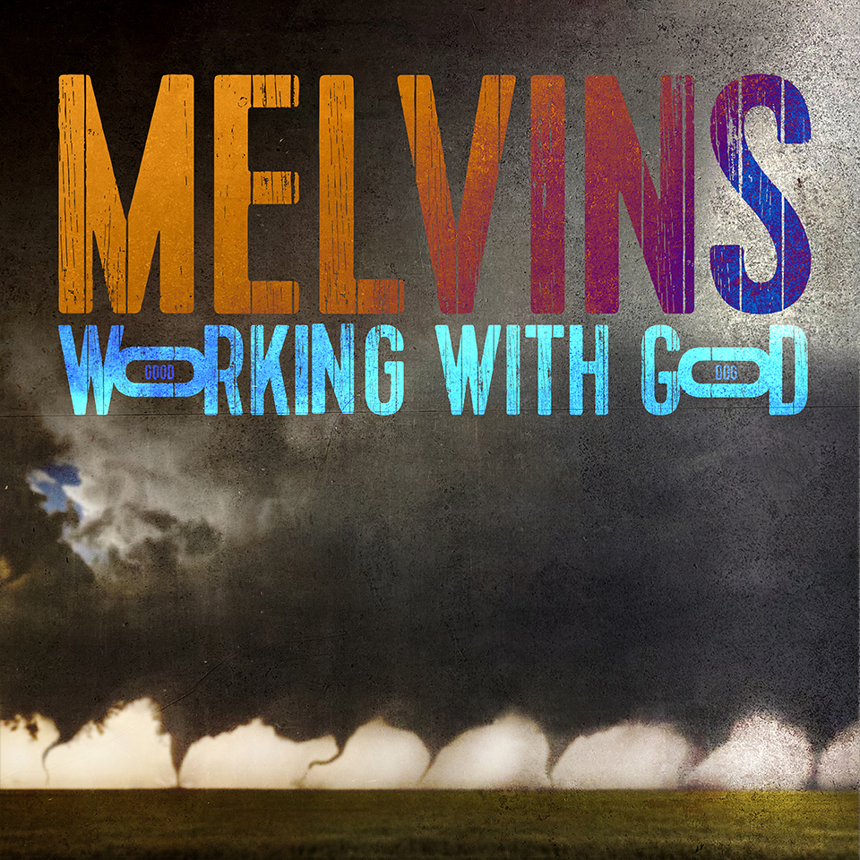 Melvins - Working With God [Indie Exclusive Limited Edition Silver LP]