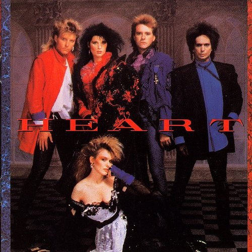 Heart - Heart (Audp) [Colored Vinyl] (Gate) [180 Gram] (Red)