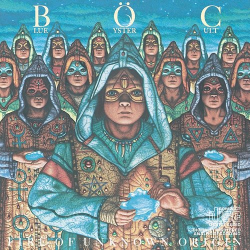 Blue Oyster Cult - Fire Of Unknown Origin [Import LP]