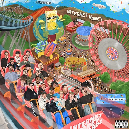 Internet Money - B4 The Storm [Clear LP]