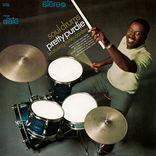 "Bernard ""Pretty"" Purdie - Soul Drums (Expanded Edition)"