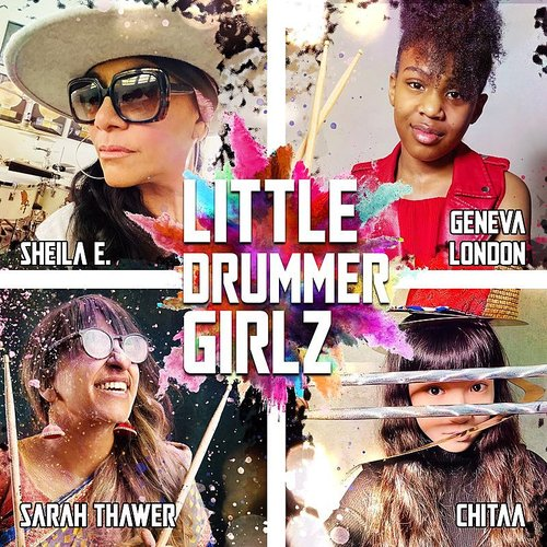 Sheila E. - Little Drummer Girlz (Instrumental)