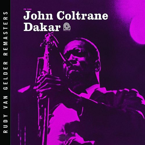 John Coltrane - Dakar [Import LP]