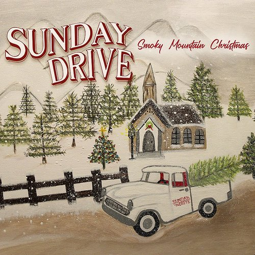 Sunday Drive - Smoky Mountain Christmas