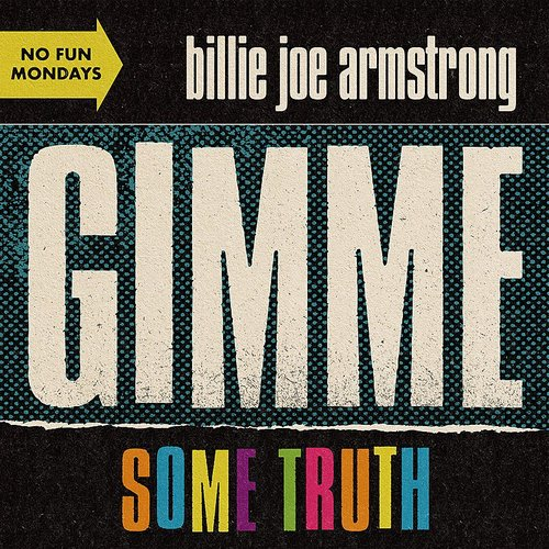 Billie Joe Armstrong - Gimme Some Truth - Single