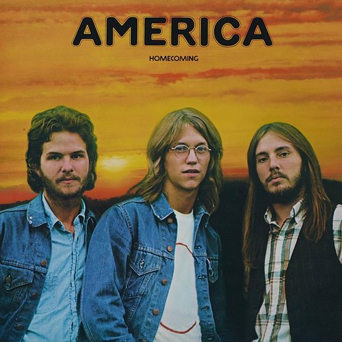 America - Homecoming [Limited 180-Gram Flaming Gold Colored Vinyl]