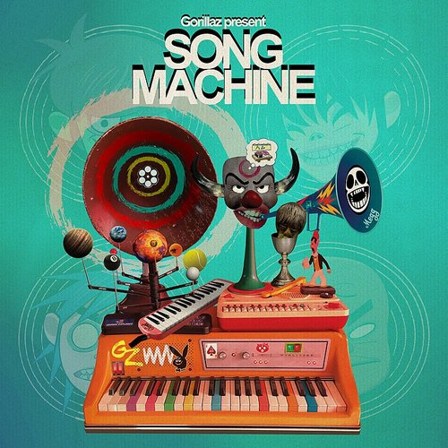 Gorillaz - Song Machine, Season One: Strange Timez (Deluxe)