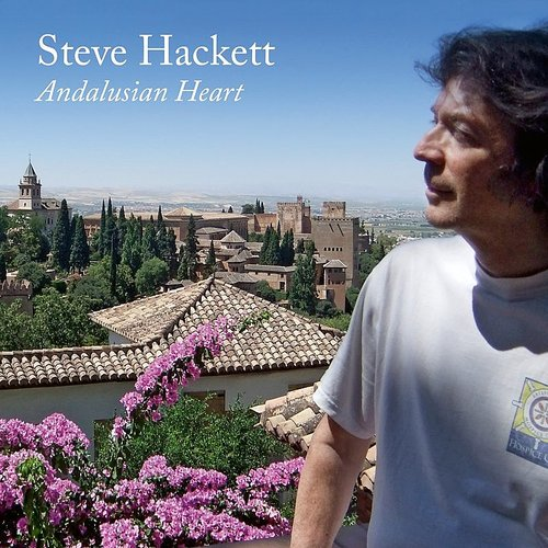 Steve Hackett - Andalusian Heart - Single