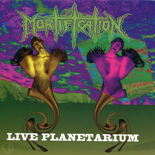 Mortification - Live Planetarium (Uk)