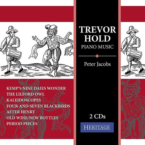 Peter Jacobs - Piano Music (2pk)