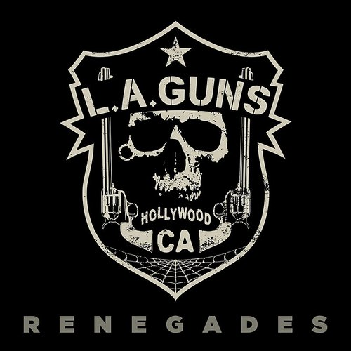L.A. Guns - Renegades [Import Purple LP]