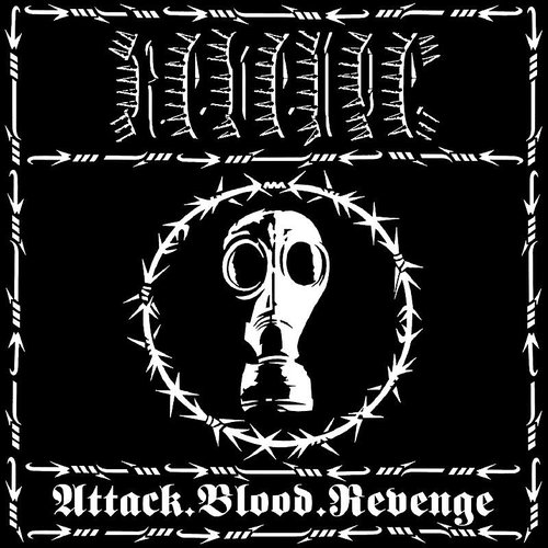 Revenge - Attack.Blood.Revenge (Uk)