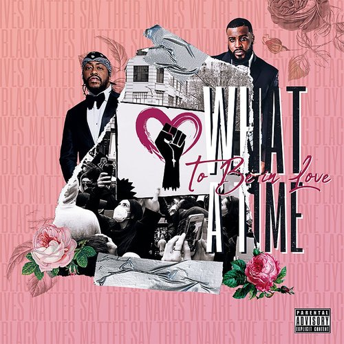 Raheem Devaughn - What A Time To Be In Love [Digipak]