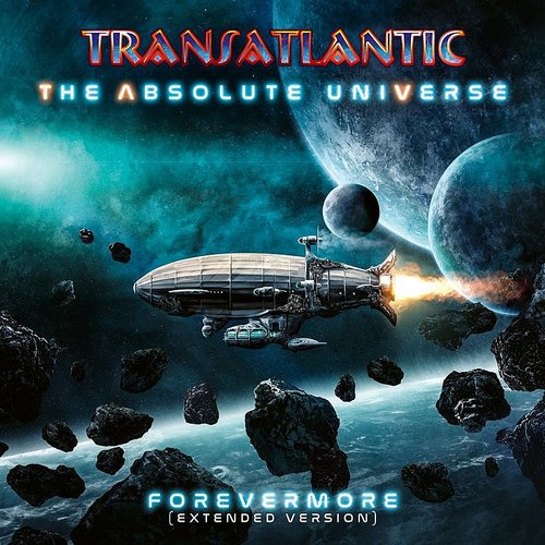 Transatlantic - The Absolute Universe: Forevermore (Extended Edition) [Indie Exclusive Limited Edition Blue 3LP+2CD Box Set]